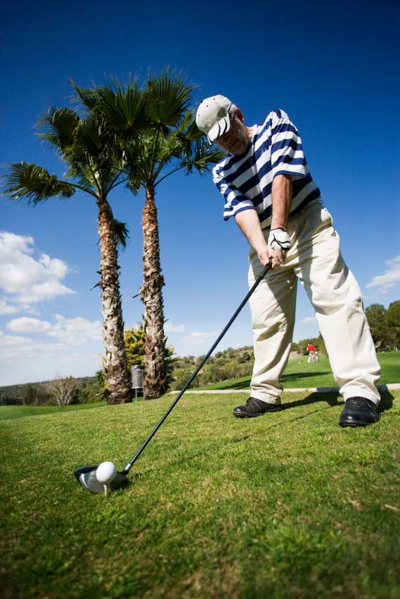 Get Fit For Golf with 3 Way Healthcare
